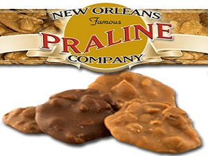 New Orleans Famous Praline