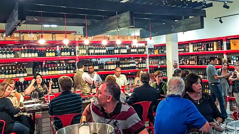 Brady's Wine Warehouse